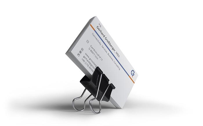 Download Business Card als vCard