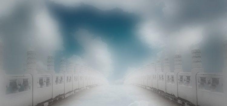 Von der Wolke in den Nebel